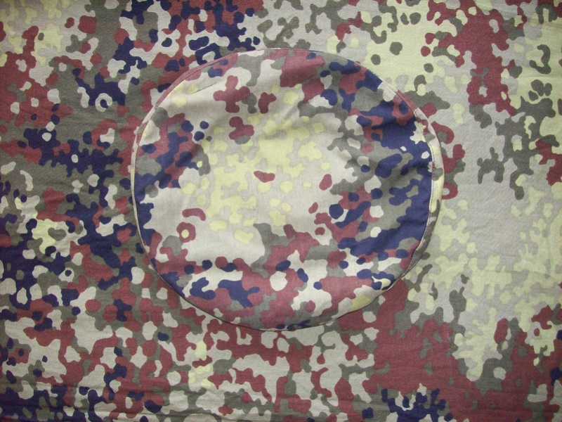 Early Flecktarn Camo  100_3416