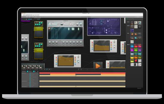 Come creare musica elettronica online con #Audiotool Audiot10