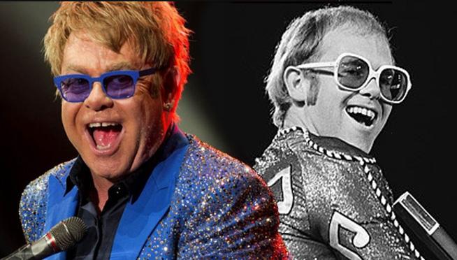 Elton John Elton-12