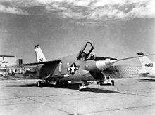 Vought XF8U-3 CRUSADER III V-401 [1/72 - Anigrand] 220px-10