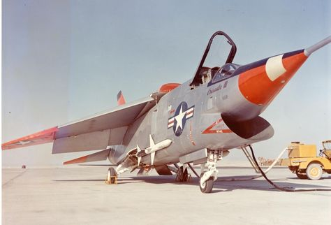 Vought XF8U-3 CRUSADER III V-401 [1/72 - Anigrand] - Page 2 42d74710