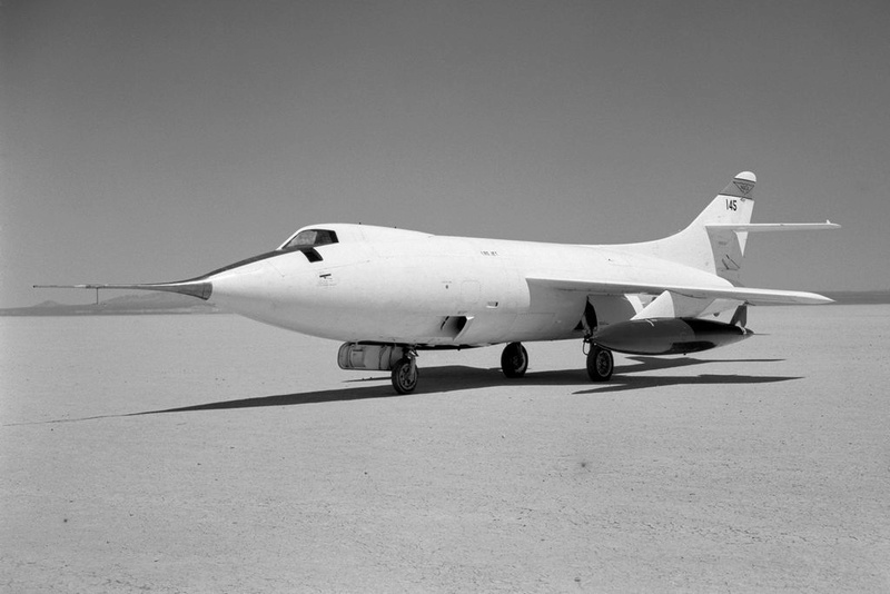 Douglas D-588-II ''Skyrocket'' casseur de Mach (1:72 Special Hobby) - Page 3 D-558-10