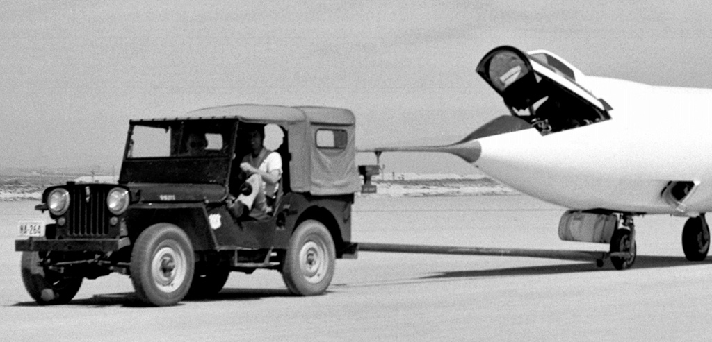 Douglas D-588-II ''Skyrocket'' casseur de Mach (1:72 Special Hobby) - Page 3 D-558_10