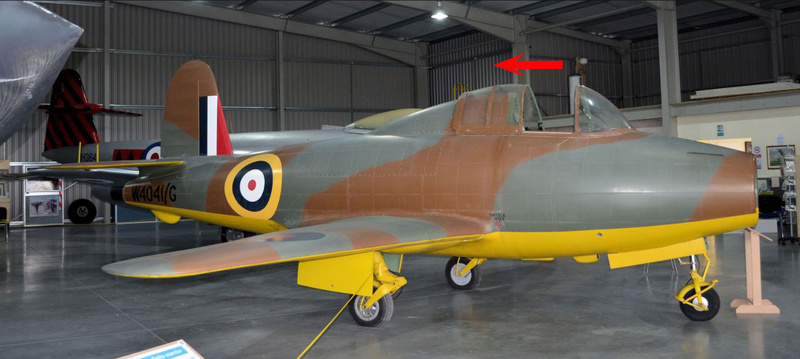 "Gloster E.28/39  ""Whittle"" (1:72 High-Planes Models) E28_co10"