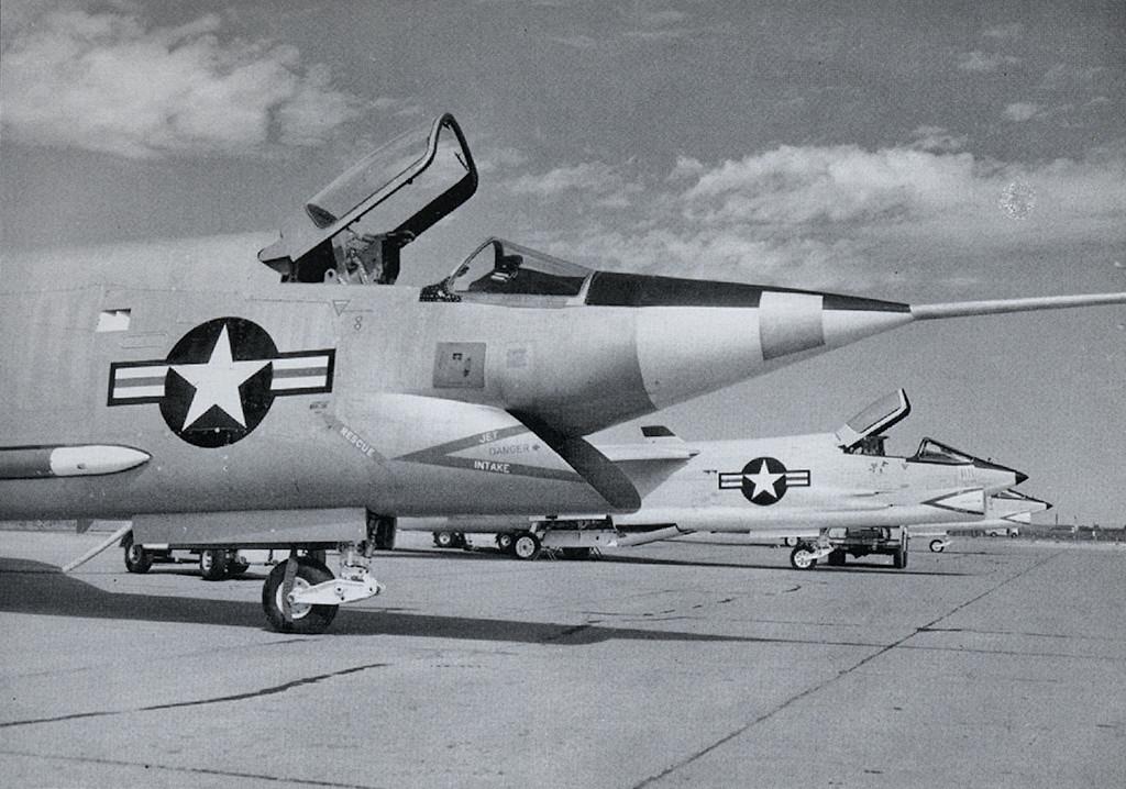 Vought XF8U-3 CRUSADER III V-401 [1/72 - Anigrand] - Page 2 F8u-3_13