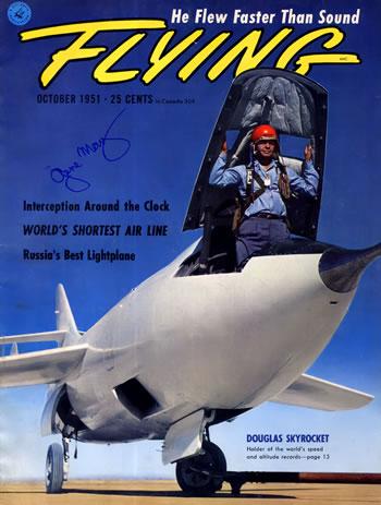 Douglas D-588-II ''Skyrocket'' casseur de Mach (1:72 Special Hobby) - Page 4 Flying10