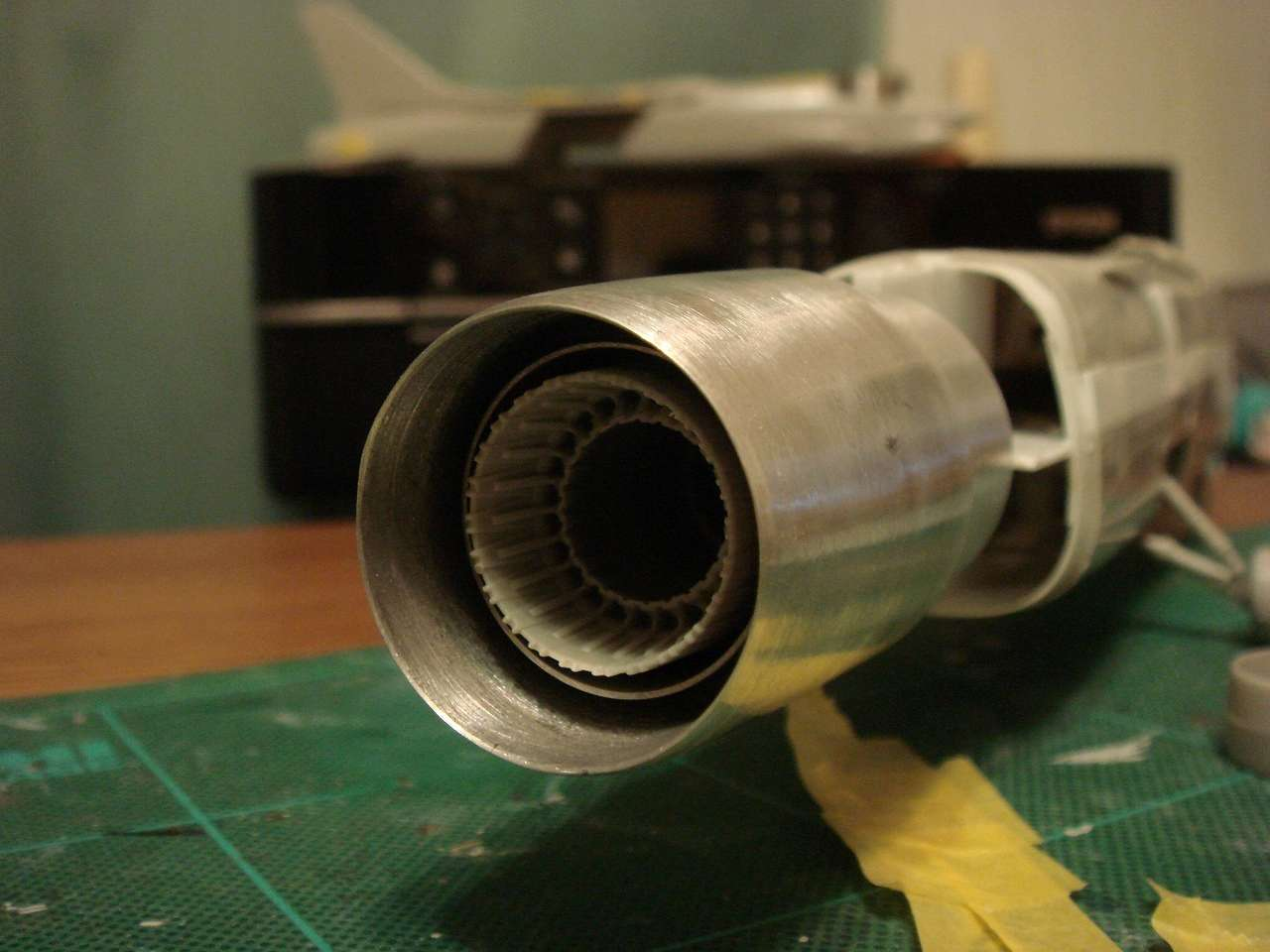 Vought XF8U-3 CRUSADER III V-401 [1/72 - Anigrand] Fullsi10