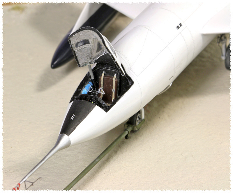 Douglas D-588-II ''Skyrocket'' casseur de Mach (1:72 Special Hobby) - Page 3 Img_0012
