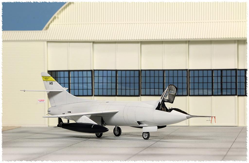 Douglas D-588-II ''Skyrocket'' casseur de Mach (1:72 Special Hobby) - Page 4 Img_0023