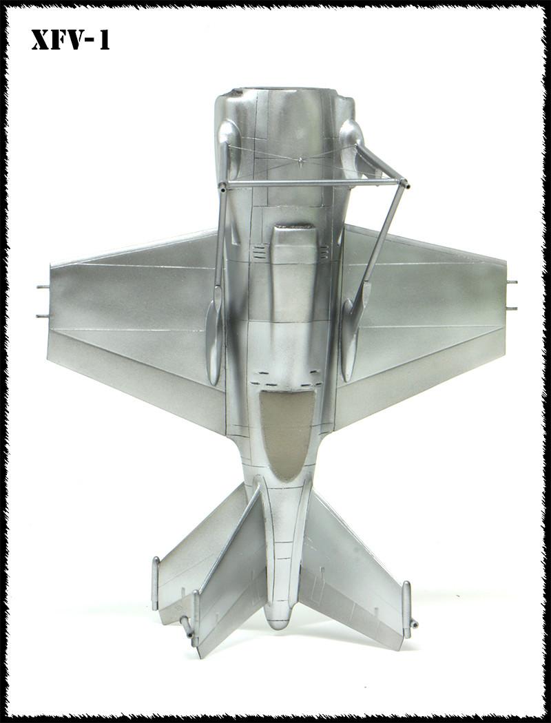 """Lockheed XFV-1 """"Salmon"""" (1:72 -Valom) - Page 2 Img_0032"""