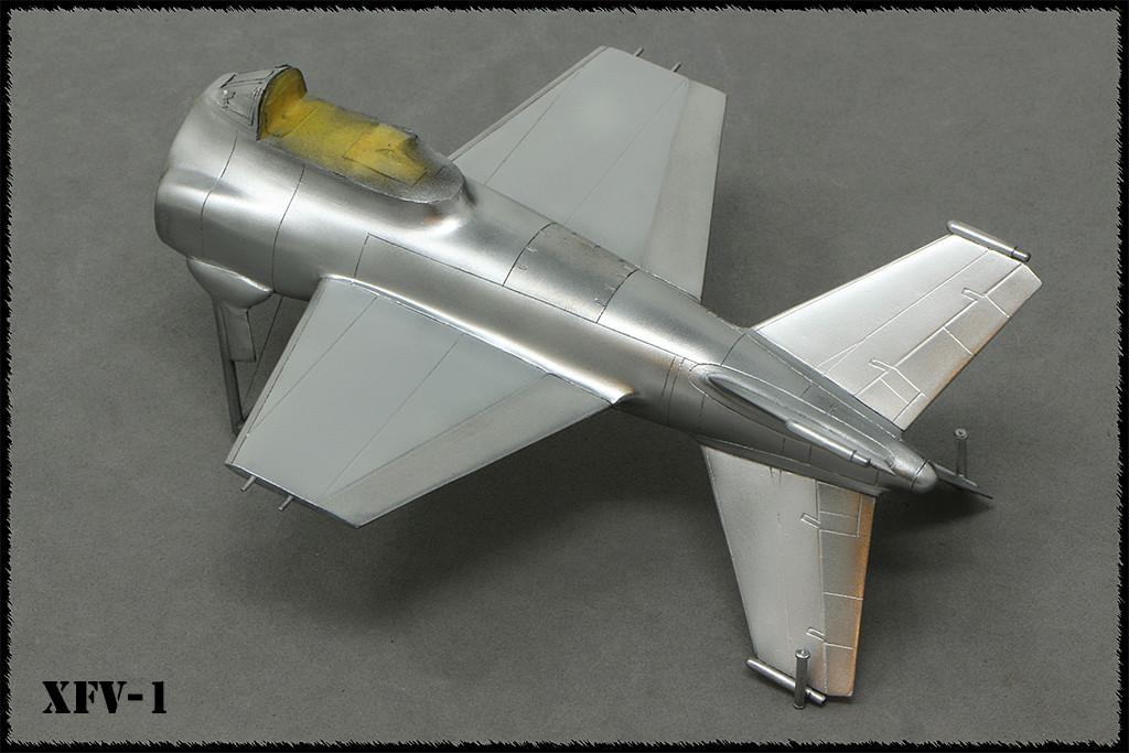 """Lockheed XFV-1 """"Salmon"""" (1:72 -Valom) - Page 2 Img_0035"""