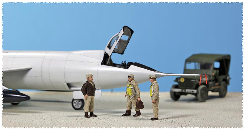Douglas D-588-II ''Skyrocket'' casseur de Mach (1:72 Special Hobby) - Page 4 Img_3311