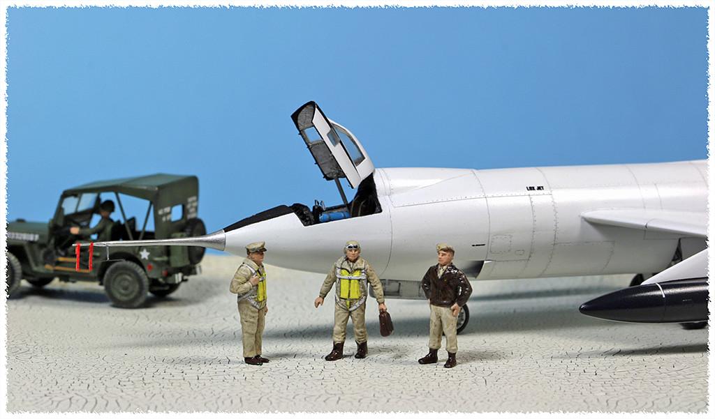 Douglas D-588-II ''Skyrocket'' casseur de Mach (1:72 Special Hobby) - Page 4 Img_3312