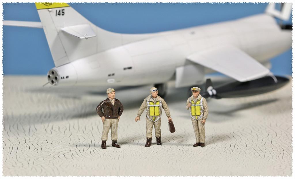 Douglas D-588-II ''Skyrocket'' casseur de Mach (1:72 Special Hobby) - Page 4 Img_3313