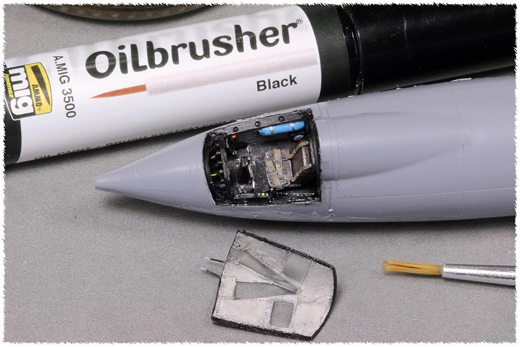 Douglas D-588-II ''Skyrocket'' casseur de Mach (1:72 Special Hobby) Img_3410