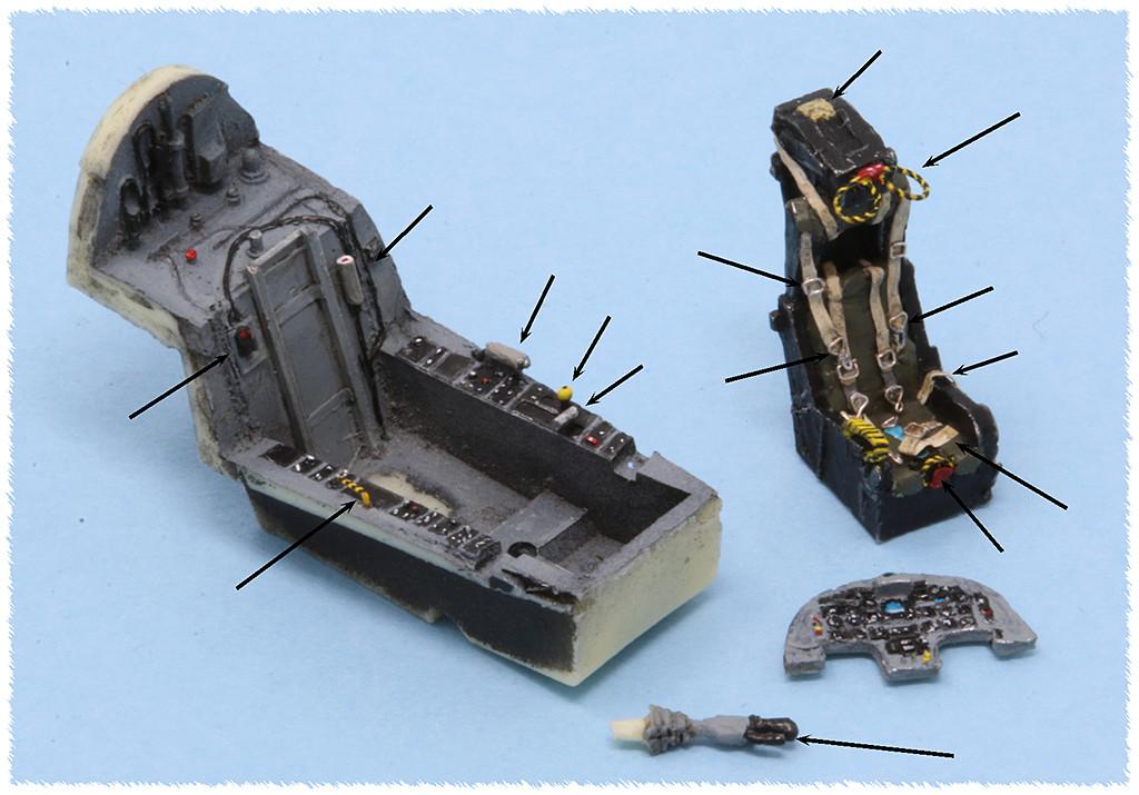 Vought XF8U-3 CRUSADER III V-401 [1/72 - Anigrand] Img_3437