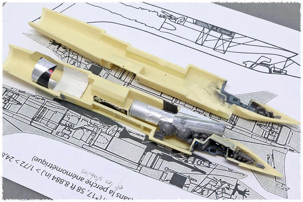 Vought XF8U-3 CRUSADER III V-401 [1/72 - Anigrand] Img_3463