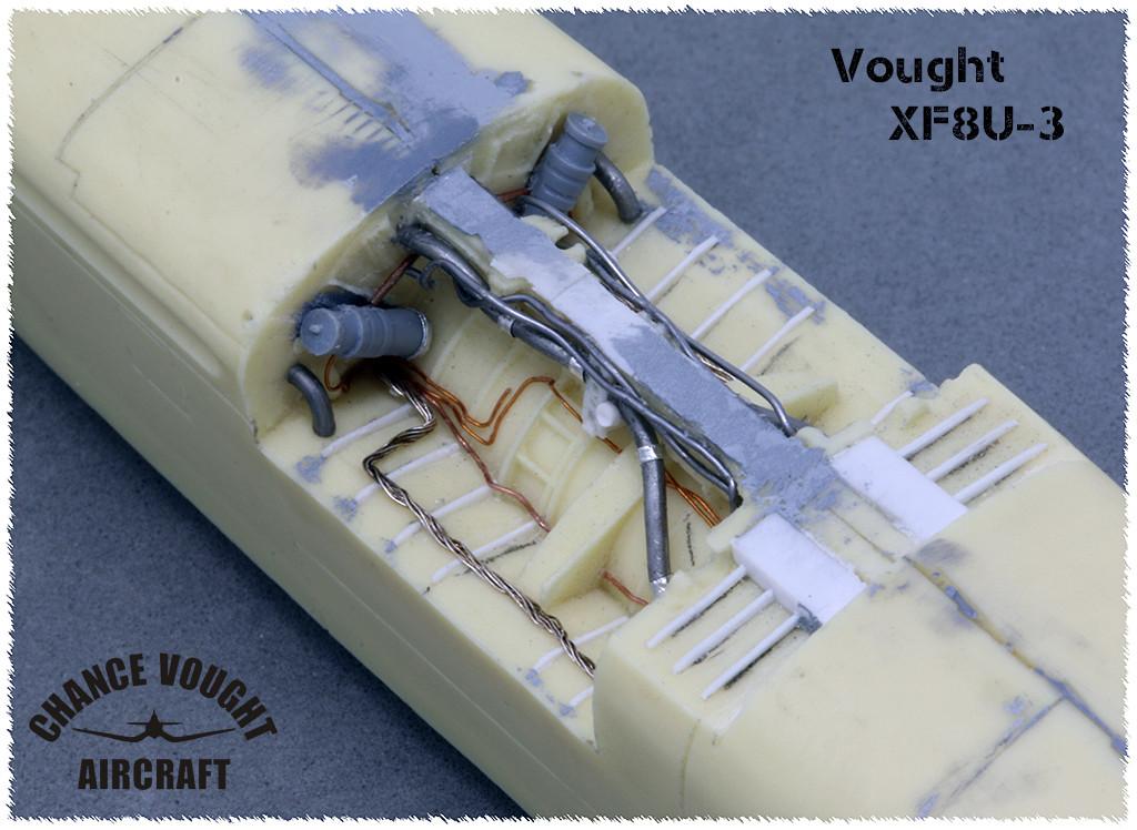 Vought XF8U-3 CRUSADER III V-401 [1/72 - Anigrand] - Page 2 Img_3514