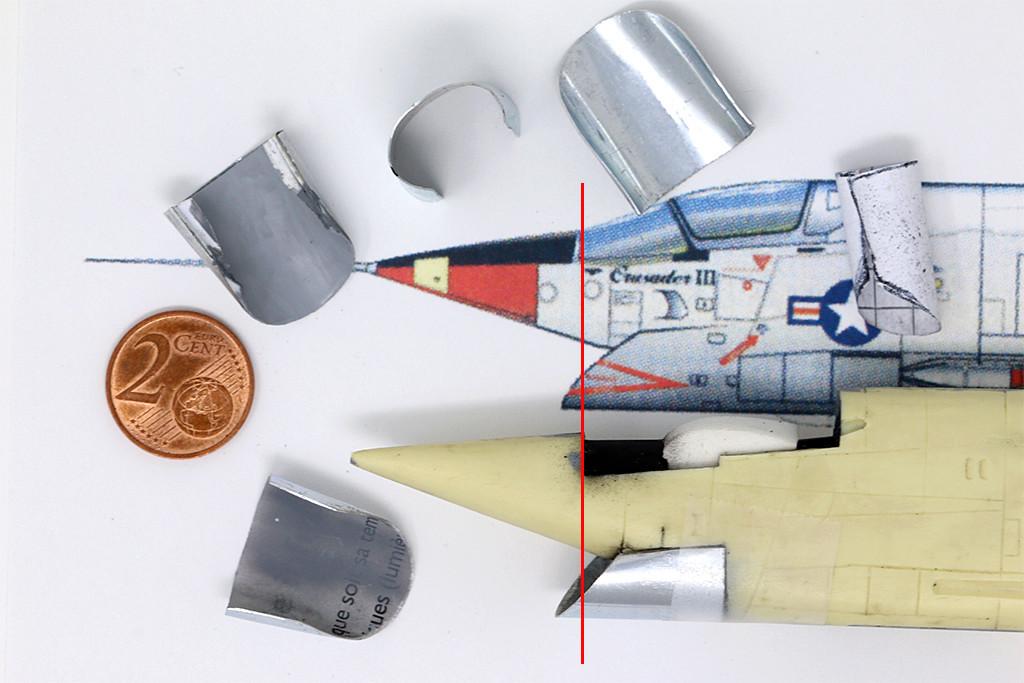 Vought XF8U-3 CRUSADER III V-401 [1/72 - Anigrand] - Page 2 Img_3519
