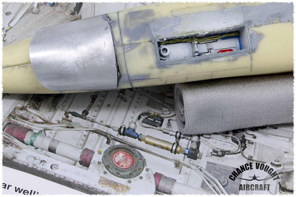 Vought XF8U-3 CRUSADER III V-401 [1/72 - Anigrand] - Page 2 Img_3524