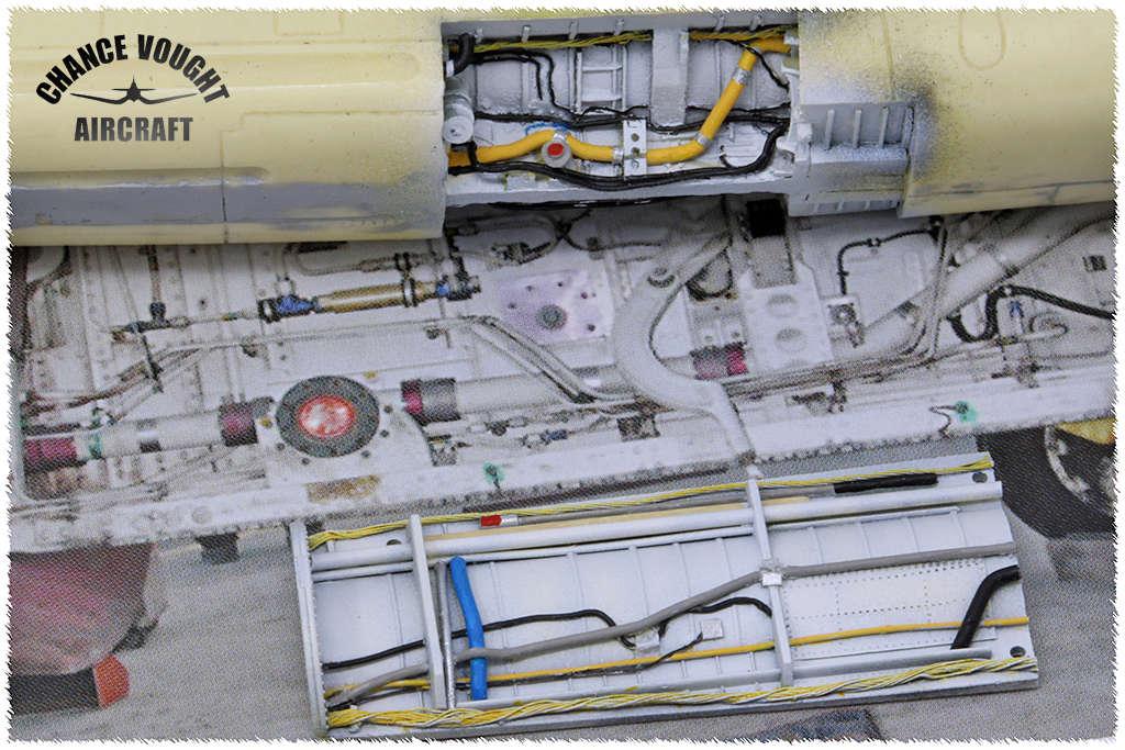 Vought XF8U-3 CRUSADER III V-401 [1/72 - Anigrand] - Page 2 Img_3525