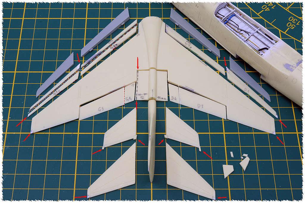 Vought XF8U-3 CRUSADER III V-401 [1/72 - Anigrand] - Page 2 Img_3527