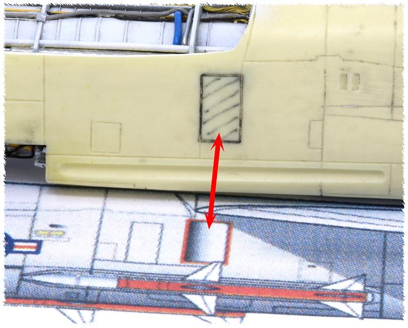 Vought XF8U-3 CRUSADER III V-401 [1/72 - Anigrand] - Page 2 Img_3532