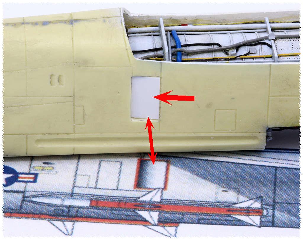 Vought XF8U-3 CRUSADER III V-401 [1/72 - Anigrand] - Page 2 Img_3534
