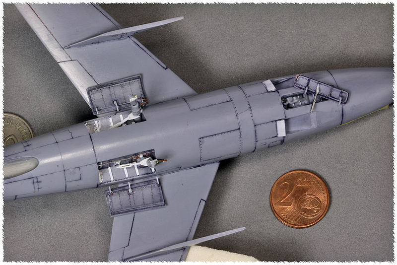 Douglas D-588-II ''Skyrocket'' casseur de Mach (1:72 Special Hobby) - Page 2 Img_9920