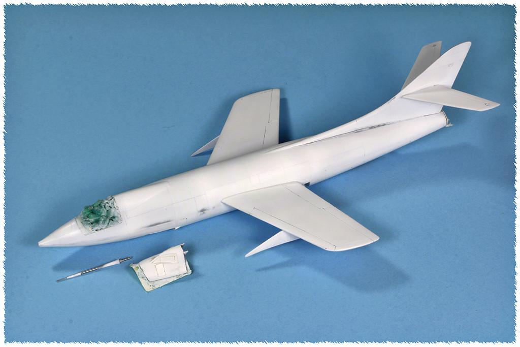 Douglas D-588-II ''Skyrocket'' casseur de Mach (1:72 Special Hobby) - Page 2 Img_9931