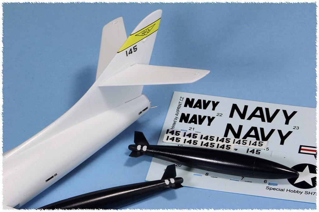 Douglas D-588-II ''Skyrocket'' casseur de Mach (1:72 Special Hobby) - Page 2 Img_9935