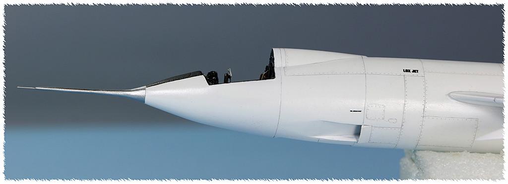 Douglas D-588-II ''Skyrocket'' casseur de Mach (1:72 Special Hobby) - Page 3 Img_9936