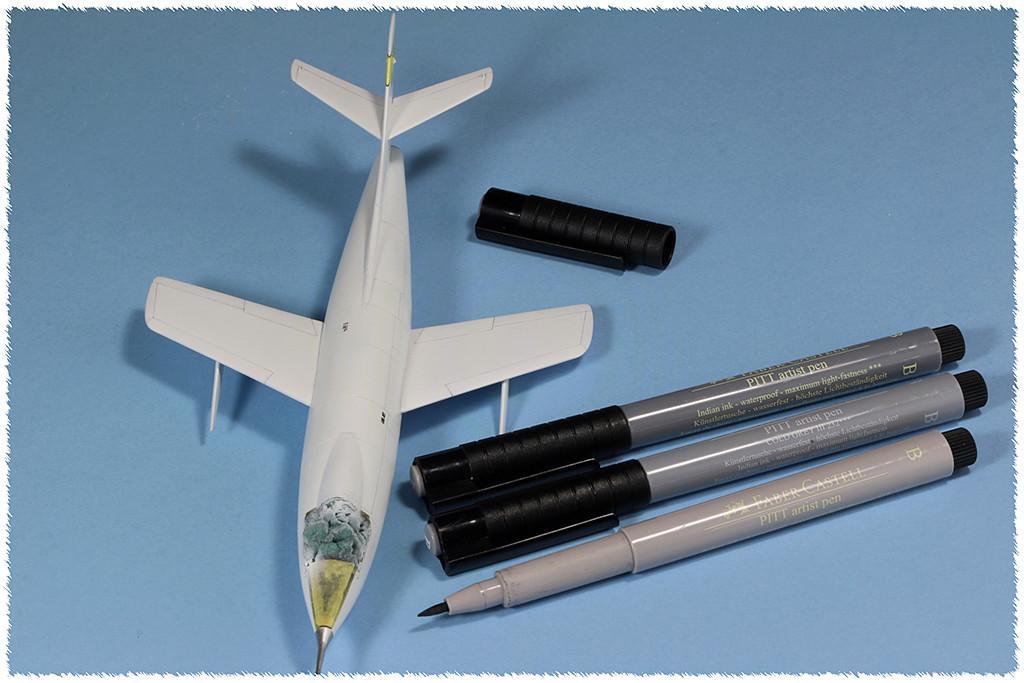 Douglas D-588-II ''Skyrocket'' casseur de Mach (1:72 Special Hobby) - Page 3 Img_9938