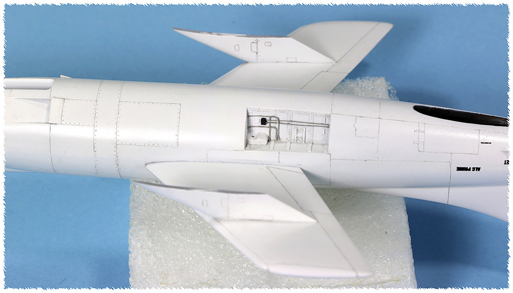 Douglas D-588-II ''Skyrocket'' casseur de Mach (1:72 Special Hobby) - Page 3 Img_9940