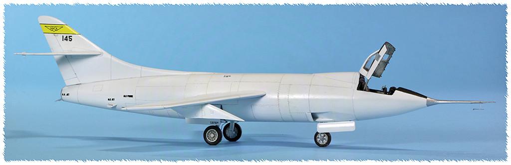 Douglas D-588-II ''Skyrocket'' casseur de Mach (1:72 Special Hobby) - Page 3 Img_9942