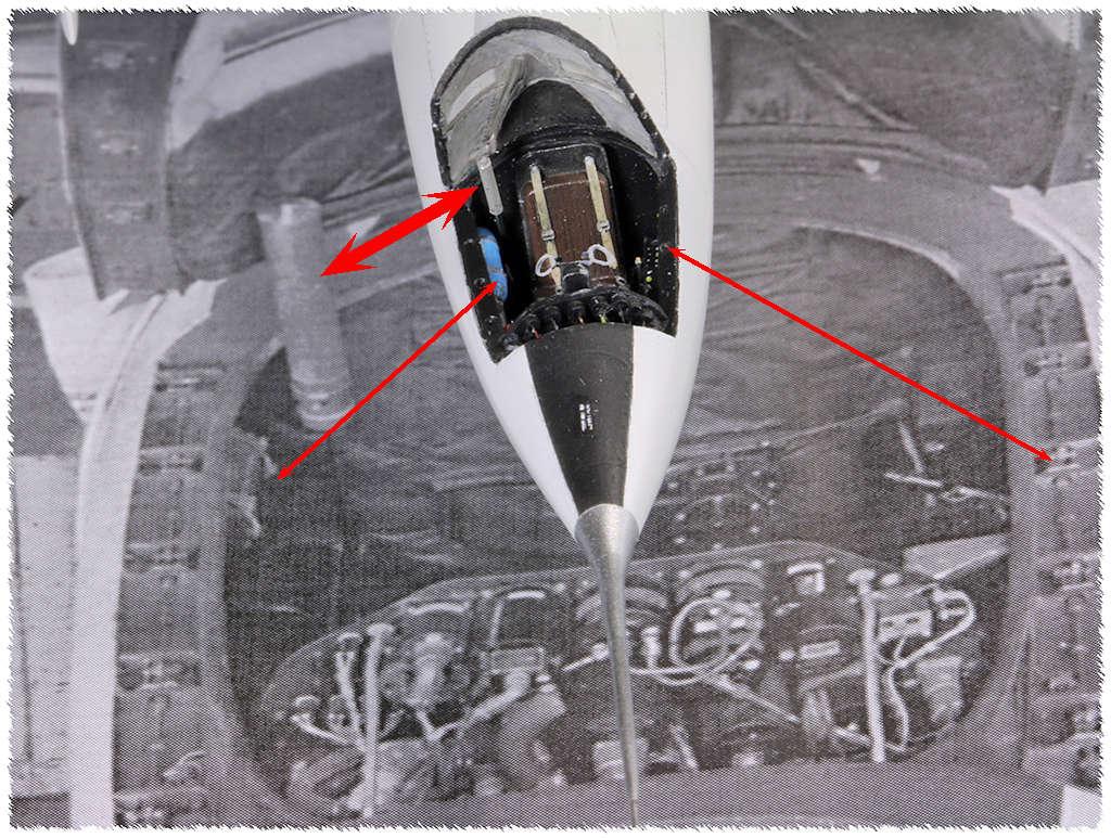 Douglas D-588-II ''Skyrocket'' casseur de Mach (1:72 Special Hobby) - Page 3 Img_9945