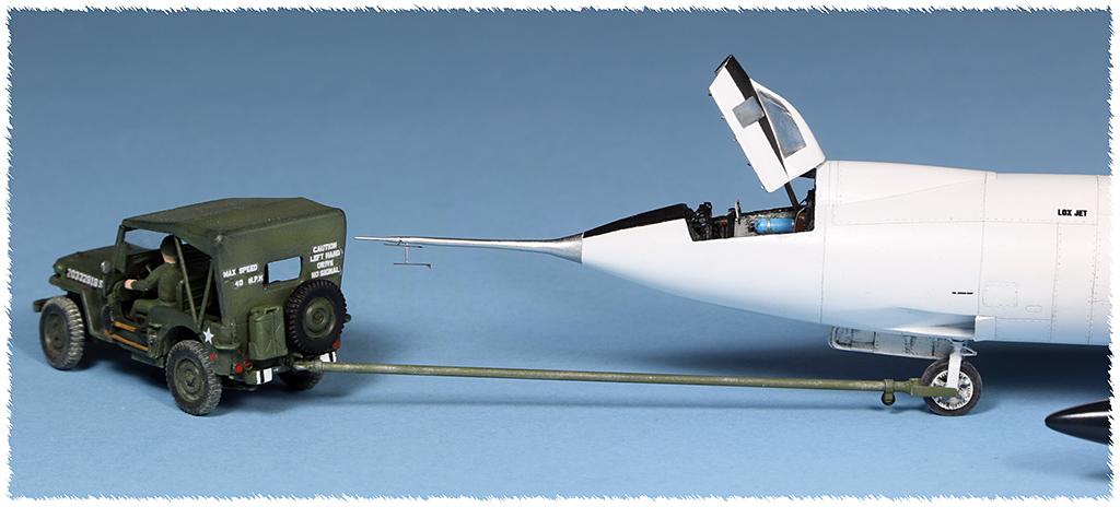 Douglas D-588-II ''Skyrocket'' casseur de Mach (1:72 Special Hobby) - Page 3 Img_9949