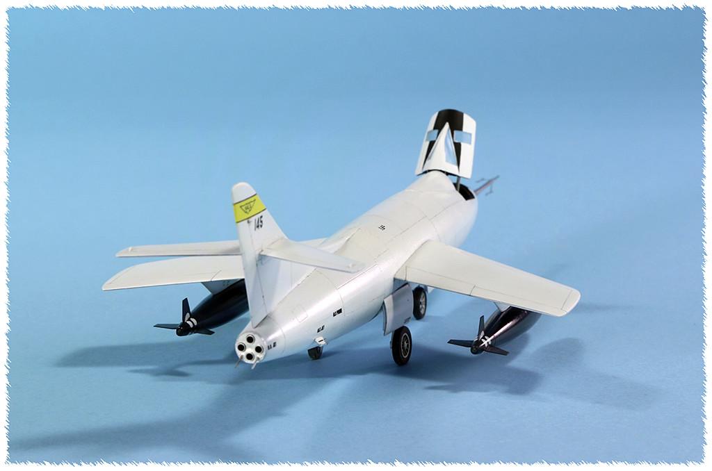Douglas D-588-II ''Skyrocket'' casseur de Mach (1:72 Special Hobby) - Page 3 Img_9953