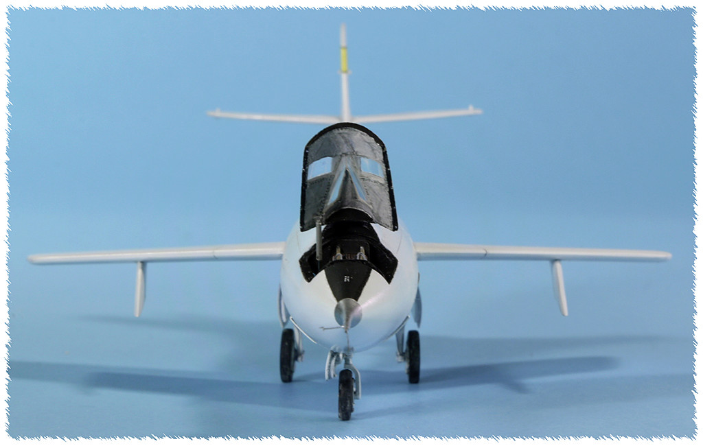 Douglas D-588-II ''Skyrocket'' casseur de Mach (1:72 Special Hobby) - Page 4 Img_9958