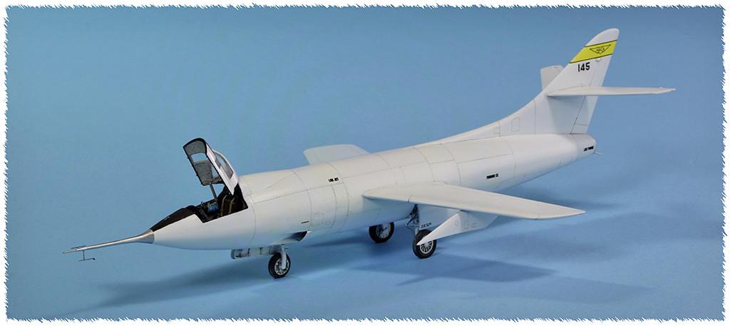 Douglas D-588-II ''Skyrocket'' casseur de Mach (1:72 Special Hobby) - Page 4 Img_9959