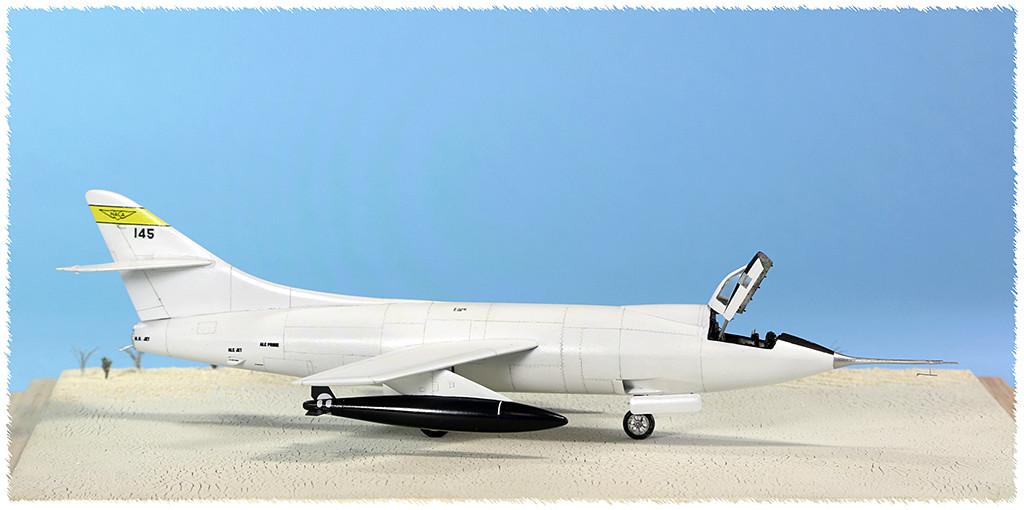 Douglas D-588-II ''Skyrocket'' casseur de Mach (1:72 Special Hobby) - Page 4 Img_9966