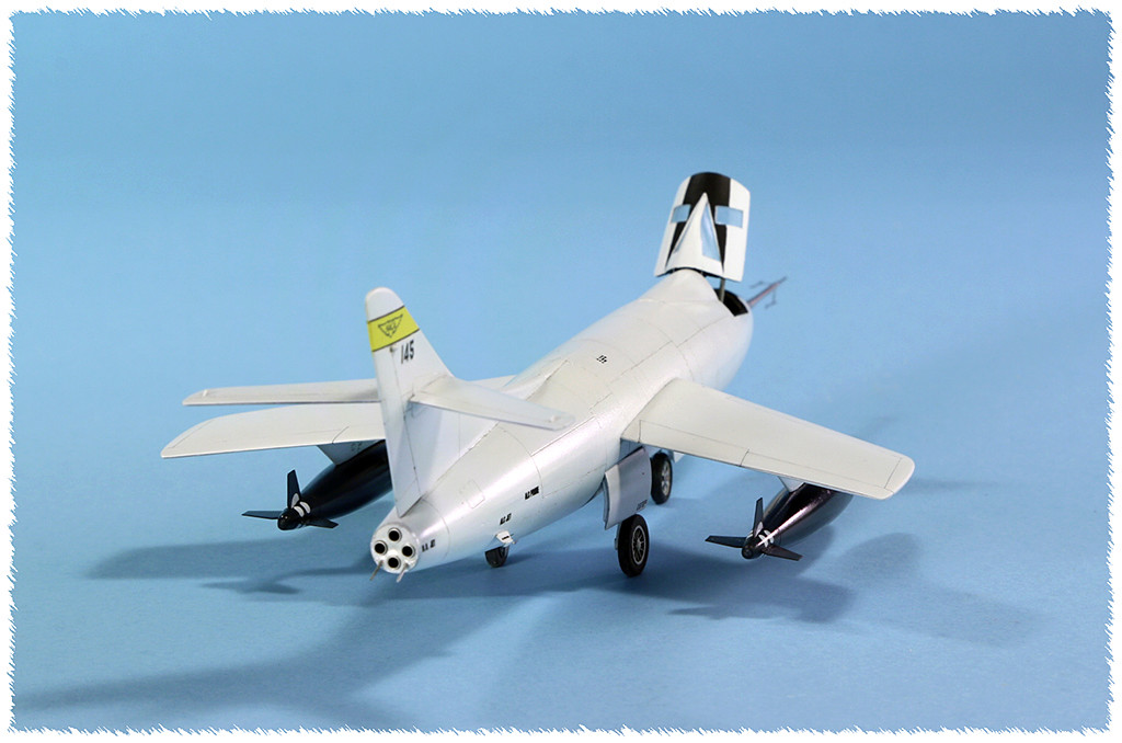 Douglas D-588-II ''Skyrocket'' casseur de Mach (1:72 Special Hobby) - Page 4 Img_9967