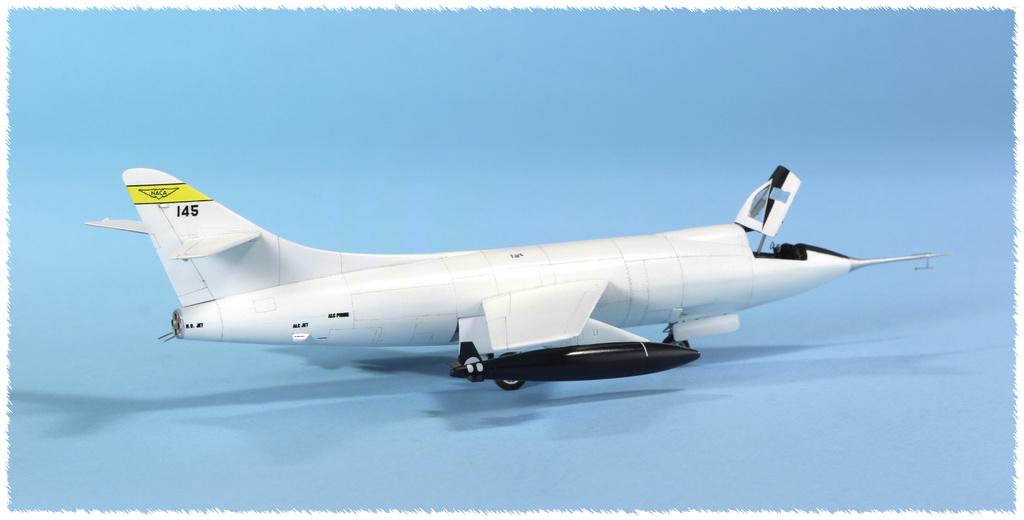 Douglas D-588-II ''Skyrocket'' casseur de Mach (1:72 Special Hobby) - Page 4 Img_9968
