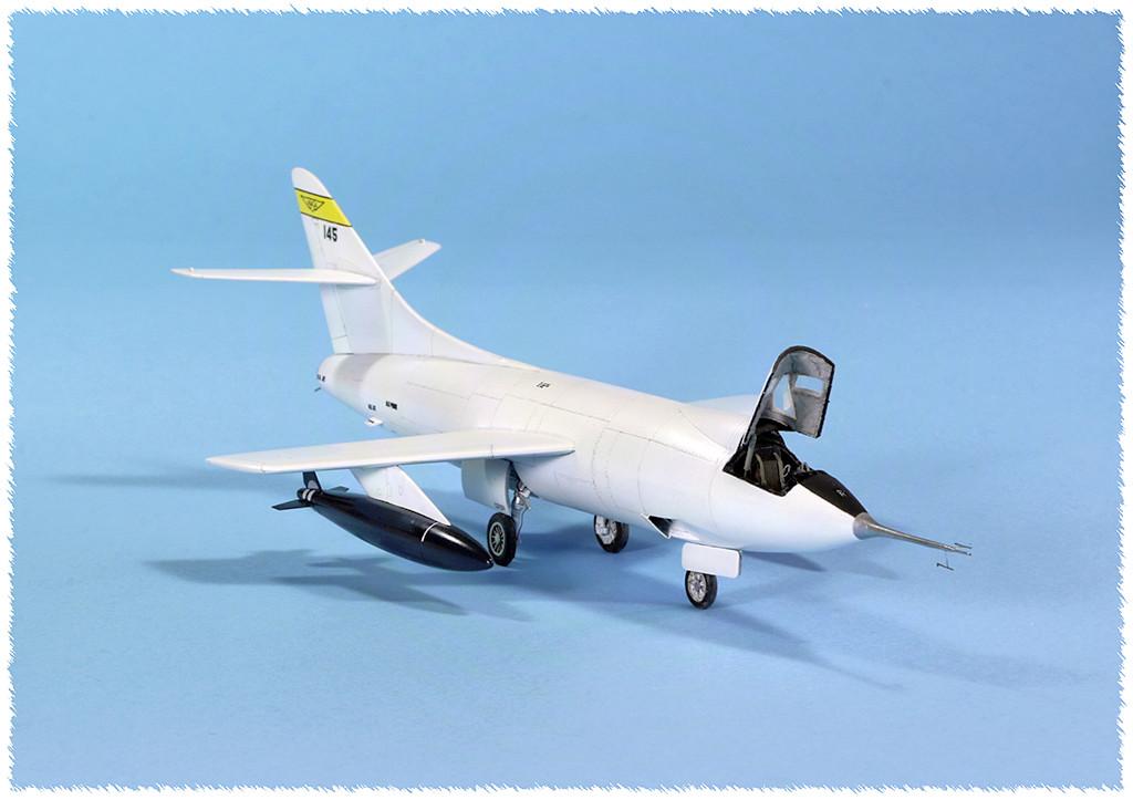 Douglas D-588-II ''Skyrocket'' casseur de Mach (1:72 Special Hobby) - Page 4 Img_9969