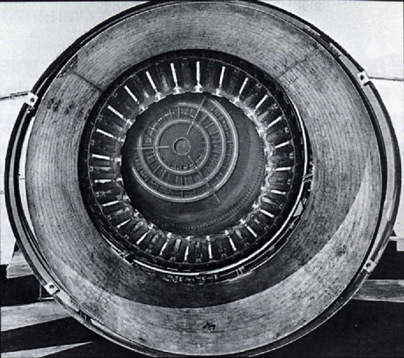 Vought XF8U-3 CRUSADER III V-401 [1/72 - Anigrand] Tuyyre10
