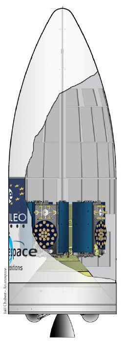 Ariane 5 VA240 (Galileo 19 - 22) - 12.12.2017 Coiffe10