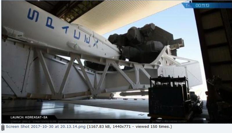 [SpaceX] Actualités et développements de la Falcon Heavy - Page 20 Falcon10