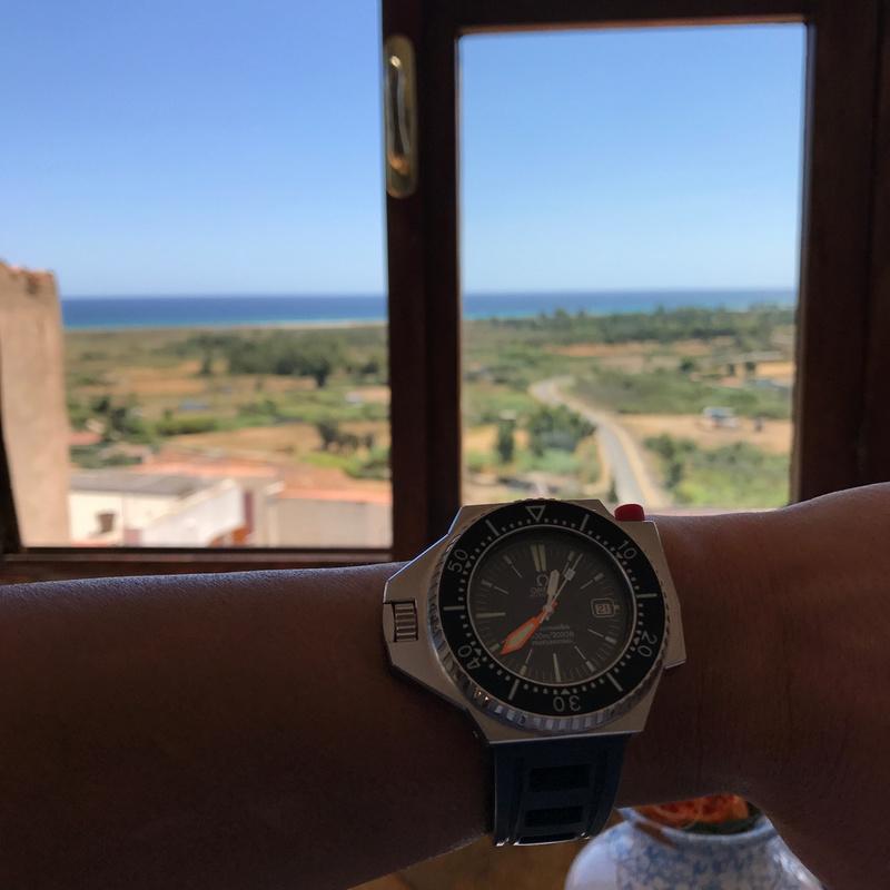 La montre du vendredi, le TGIF watch! - Page 29 Img_7910