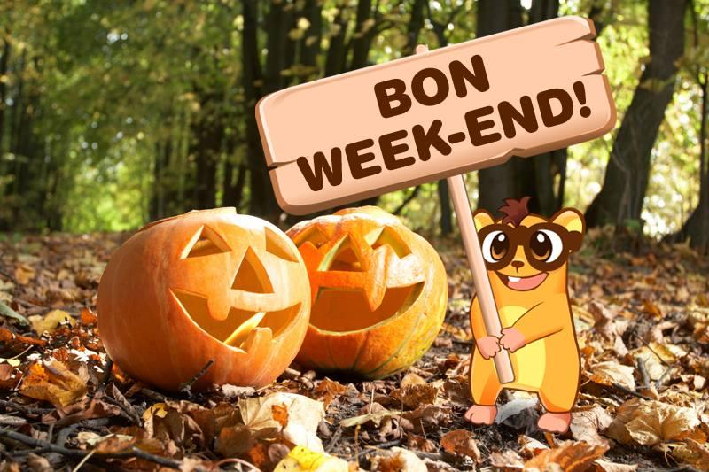 Bon week-end  Week_e10