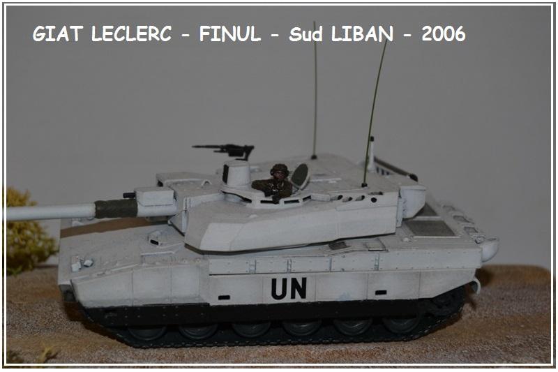 [REVELL] GIAT LECLERC  FINUL Sud LIBAN 2006 - 1/72 Dsc_0114